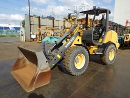 VOLVO Wheel loaders L20F-P 2013