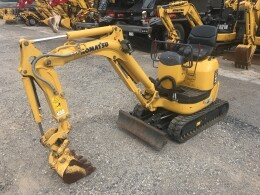 KOMATSU Mini excavators PC10MR-2                                                                         2018