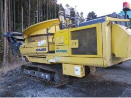 コマツ 環境機械 BR120T-1                                                                         2004年