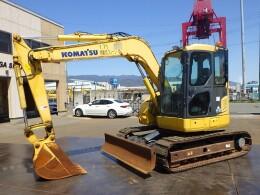 KOMATSU Excavators PC78US-8 2014
