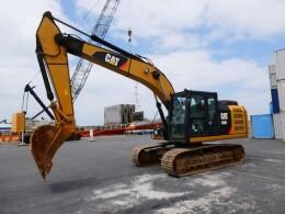 CATERPILLAR Excavators 320E 2016