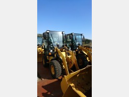 CATERPILLAR Wheel loaders 901C2 2017