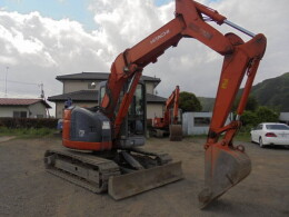 HITACHI Excavators ZX75UR                                                                         2004