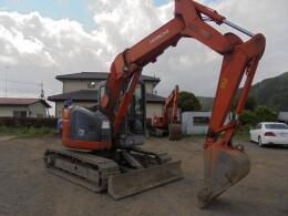 HITACHI Excavators ZX75UR                                                                         2004