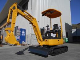 KOMATSU Mini excavators PC18MR-3 2011