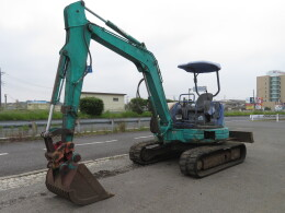 KOMATSU Mini excavators PC40MR1                                                                         1999