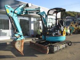 KUBOTA Mini excavators RX-306E 2015