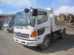 HINO Dump trucks TKG-FC9JCAP 2017/3
