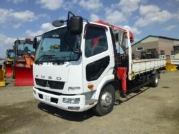 MITSUBISHI FUSO Flatbed trucks PA-FK71F