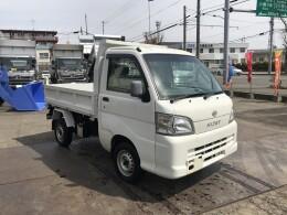 DAIHATSU Flatbed trucks EBD-S211P 2010/6