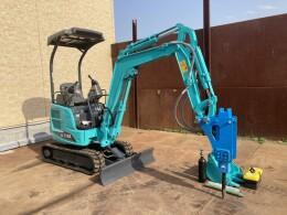 KOBELCO Mini excavators SK17SR-5 2016