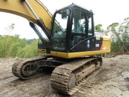 CATERPILLER Excavators 320D                                                                         2014