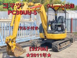 KOMATSU Mini excavators PC30UU-5 2011