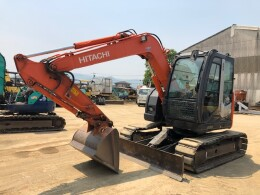 HITACHI Excavators ZX75US-3                                                                         2014