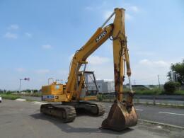 KATO Mini excavators HD450V-2                                                                         1992