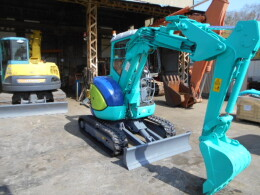 KATO Mini excavators 30VZ クレーン仕様、                                                                         2013