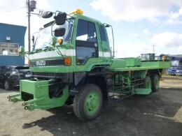 ISUZU Dump trucks U-CXW71P 1990/11