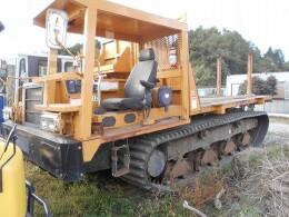 諸岡 MST800 材木運搬用キャリヤダンプ 2003