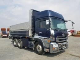 UDトラックス ダンプ車 QKG-CW5XL                                                                                                                     2013年3月