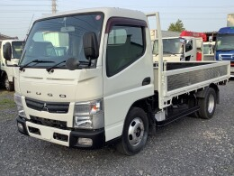 MITSUBISHI FUSO Flatbed trucks TKG-FEA20 2013/11