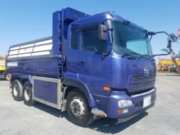 UDトラックス ダンプ車 QKG-CW5XL                                                                                                                     2014年2月