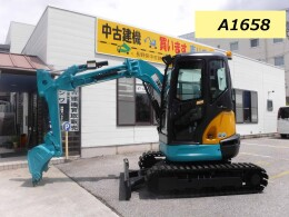 KUBOTA Mini excavators RX-406                                                                         2010