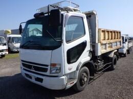 MITSUBISHI FUSO Dump trucks PA-FK71R 2007/6