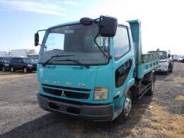 MITSUBISHI FUSO Dump trucks PA-FK71D 2007/7