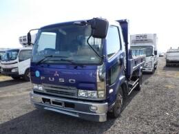 MITSUBISHI FUSO Dump trucks PA-FK71DC 2004/12