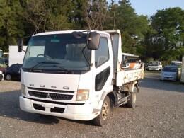 MITSUBISHI FUSO Dump trucks PA-FK71D 2006/9