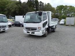MITSUBISHI FUSO Dump trucks PA-FK71D 2006/11