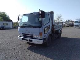 MITSUBISHI FUSO Dump trucks KK-FK71GC 2000/6