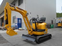 KOMATSU Mini excavators PC10MR-2 2011
