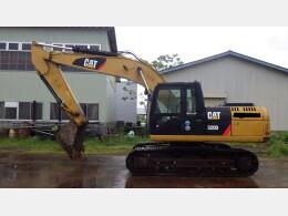 CATERPILLAR Excavators 320D-E 2001
