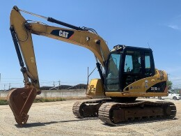 CATERPILLAR Excavators 311D RR 2010