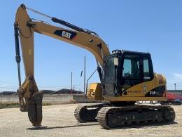 CATERPILLAR Excavators 311D RR 2012