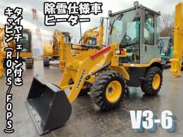 YANMAR Wheel loaders V3-6 2014