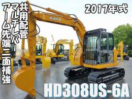 加藤製作所 HD308US-6A 2017