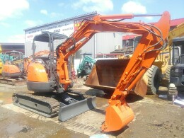 HITACHI Mini excavators ZX35U                                                                         2004
