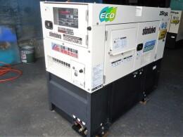 SHINDAIWA 発電機 DGM250MK-P                                                                         2014年