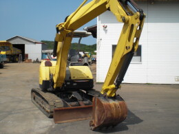 YANMAR Mini excavators B6-6A                                                                         2013