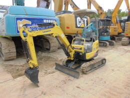 YANMAR Mini excavators ViO17                                                                         2014
