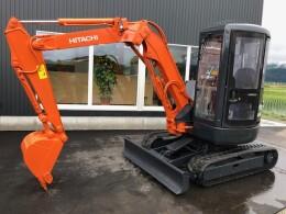 HITACHI Mini excavators EX33Mu                                                                         1996
