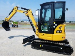 CATERPILLER Mini excavators 303E CR                                                                         2016
