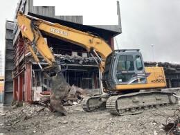 KATO Excavators HD823MRVLCK 2012
