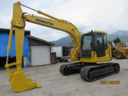 KOMATSU Excavators PC128US-8 2012