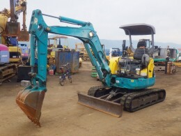 KUBOTA Mini excavators U-30-3S                                                                         2005