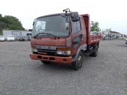 MITSUBISHI FUSO Dump trucks KC-FK618H 1996/1