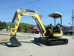YANMAR Mini excavators ViO30 (ViO30-6) キャノピー仕様 クイックヒッチ                                                                         2015