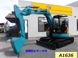 KUBOTA Mini excavators RX-505                                                                         2010